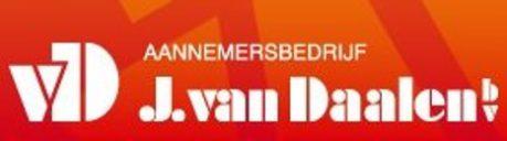 referentie aannemersbedrijf J.van Daalen over Dux Nova werving en selectie Algemeen Directeur